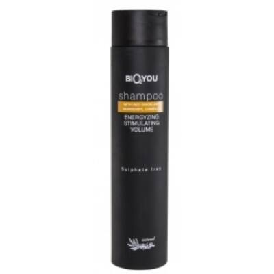 Bio2You Natural Shampoo with Hairdensyl Complex and Red Onion 300ml