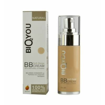 Bio2You Natural BB Cream with Panthenol - Light 30ml