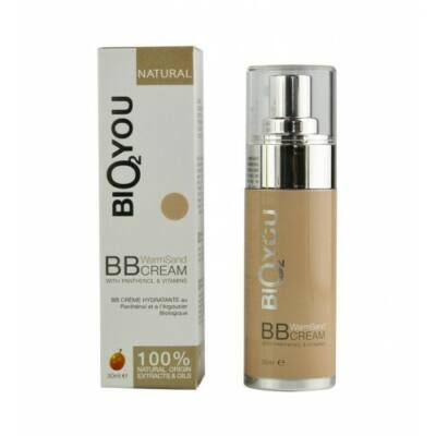 Bio2You Natural BB Cream with Panthenol - Dark 30ml