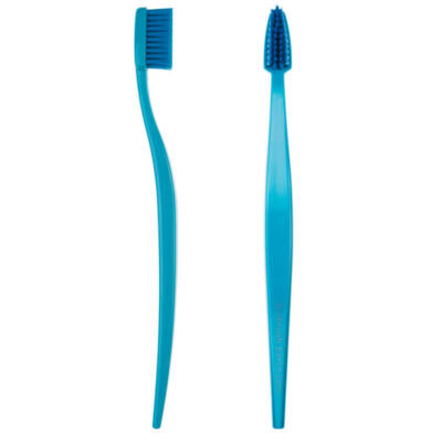 Biobrush Berlin Toothbrush for Adults - Blue