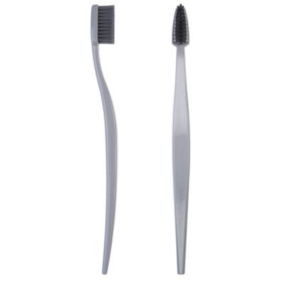 Biobrush Berlin Toothbrush for Adults - Grey
