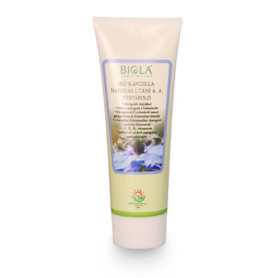 Biola Organic Nigella After Sun Time Defence Body Lotion 75ml