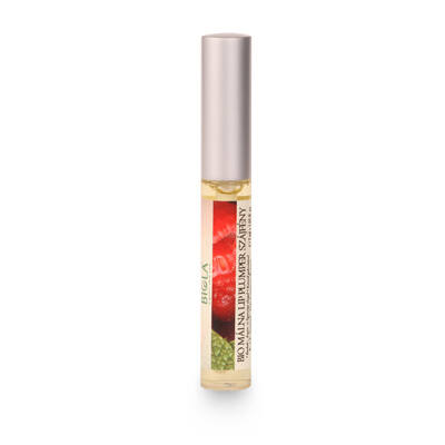 Biola Organic Raspberry Lip Plumper Gloss 7ml