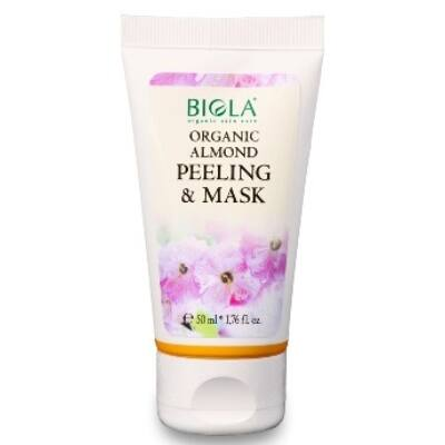 Biola Organic Almond Peeling & Mask 50ml
