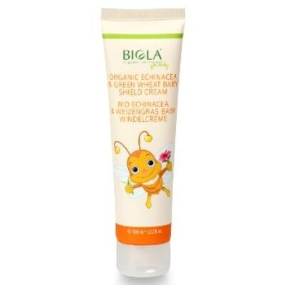 Biola Organic Echinacea and Greenwheat Baby Shield Cream 100ml