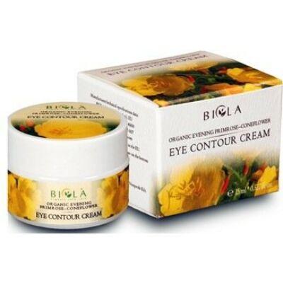 Biola Organic Evening Primrose-Coneflower Eye Contour Cream 15ml