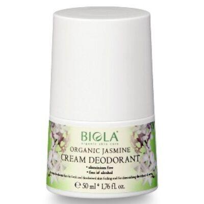 Biola Organic Jasmine Cream Deodorant 50ml