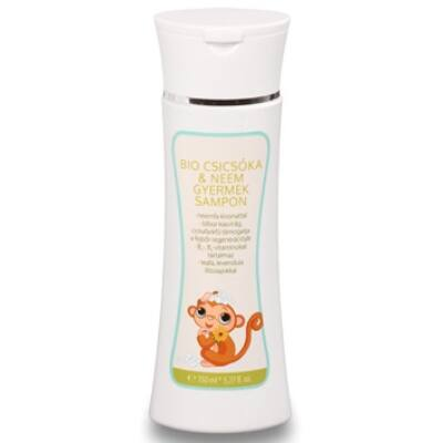 Biola Organic Jerusalem Artichoke and Neem Shampoo for Children 150ml