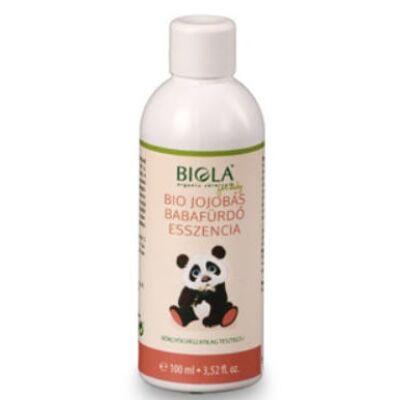 Biola Organic Jojoba Baby Bathing Essence 100ml