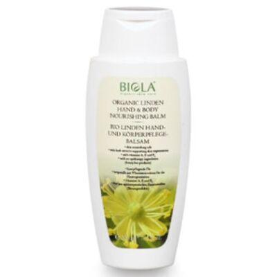 Biola Organic Linden Hand and Body Care Balm 200ml
