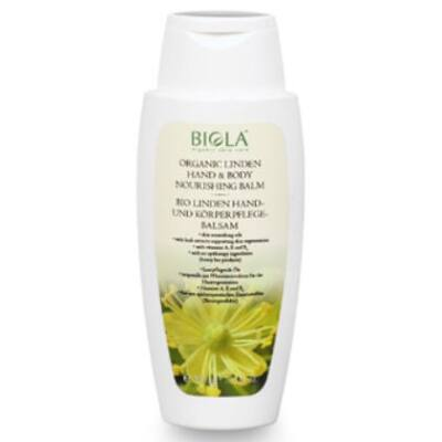 Biola Organic Linden Hand and Body Care Balm 200ml