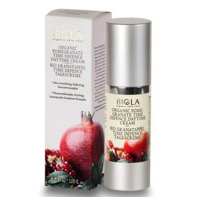 Biola Organic Pomegranate Time Defence Daytime Cream 30ml