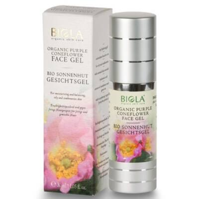 Biola Organic Purple Coneflower Face Care Gel 30ml