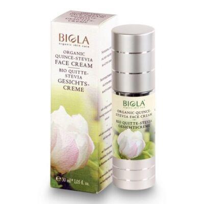 Biola Organic Quince-Stevia Face Cream 30ml