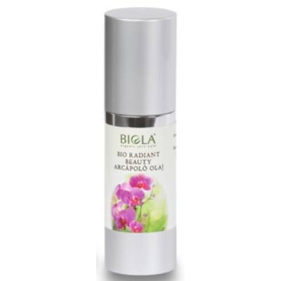 Biola Organic Radiant Beauty Face Care Dry Oil 30ml