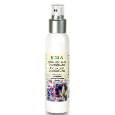 Biola Organic Sage Deodorant 125ml