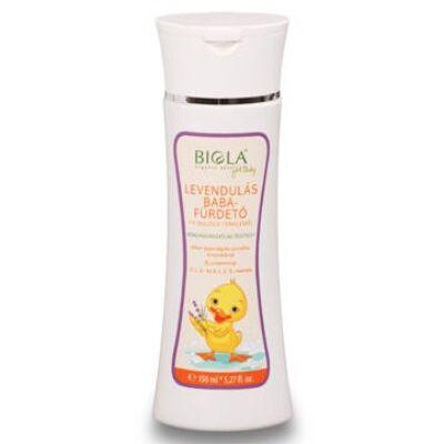 Biola Lavender Baby Bath 150ml
