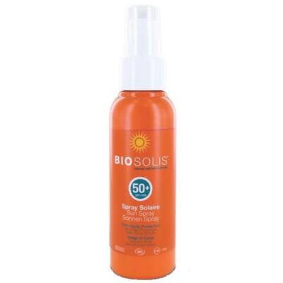Biosolis Sun Spray SPF50+ 100ml