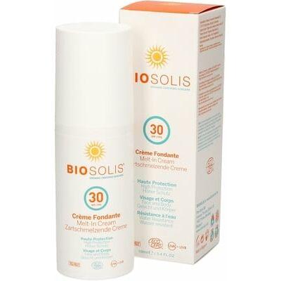 Biosolis Delicately Melting Sunscreen SPF 30 100ml