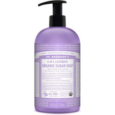 Dr. Bronner's Organic Sugar Soap - Lavender 355ml