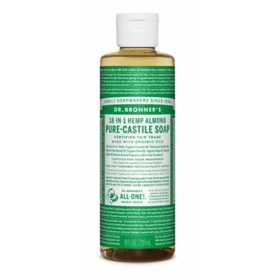 Dr. Bronner's Almond Pure-Castile Liquid Soap 240ml