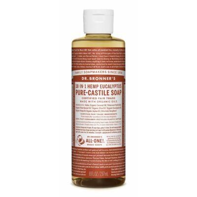 Dr. Bronner's Eucalyptus Pure-Castile Liquid Soap 240ml
