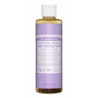 Dr. Bronner's Lavender Pure-Castile Liquid Soap 240ml