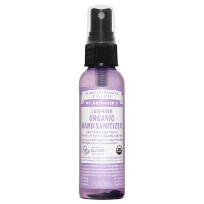 Dr. Bronner's Organic Hand Hygiene Spray 60ml