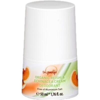 Dr. Ganolife Organic Reishi & Echinacea Cream Deodorant 50ml