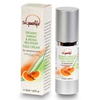 Dr. Ganolife Organic Ginkgo & Reishi Recovery Face Cream 30ml