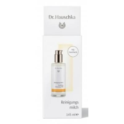 Dr. Hauschka Soothing Cleansing Milk 145ml + FREE GIFT
