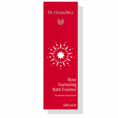 Dr. Hauschka Rose Nurturing Bath Essence - Christmas 100ml