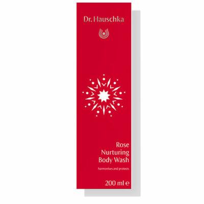 Dr. Hauschka Rose Nurturing Body Wash - Christmas 200ml