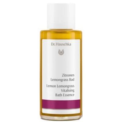 Dr. Hauschka Lemon Lemongrass Vitalising Bath Essence 100ml