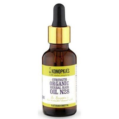 Dr. Konopka organic herbal hair oil N28 30ml