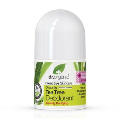 Dr. Organic Tea Tree Deodorant 50ml