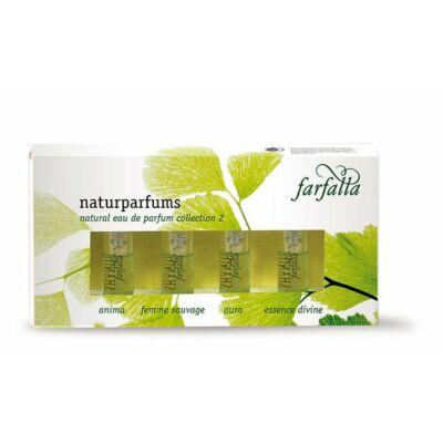 Farfalla Natural Eau de Parfum Trial Set  - Collection 2 - 4pcs