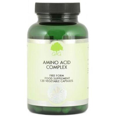 GandG Full Spectrum Amino Acids - 120 Capsules
