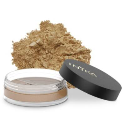 Inika Loose Mineral Foundations with SPF25