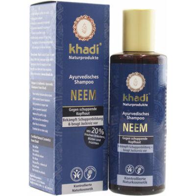 Khadi Neem Anti Dandruff Shampoo 210ml