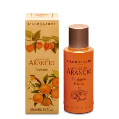 L'Erbolario Accordo Arancio - Orange Perfume 50ml