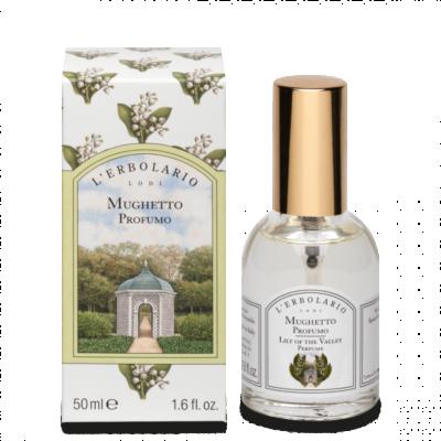 L'Erbolario Mughetto - Lily of the Valley Eau de Parfum 50ml