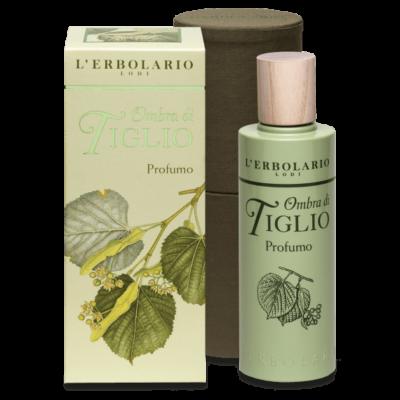 L'Erbolario Ombra di Tiglio - Linden Tree Perfume 100ml