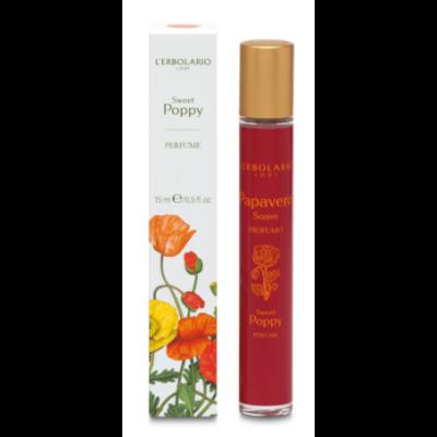 L'Erbolario Papavero Soave - Sweet Poppy Perfume 15ml