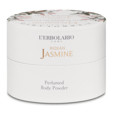 L'Erbolario Perfumed Body Powder Indian Jasmine 100g