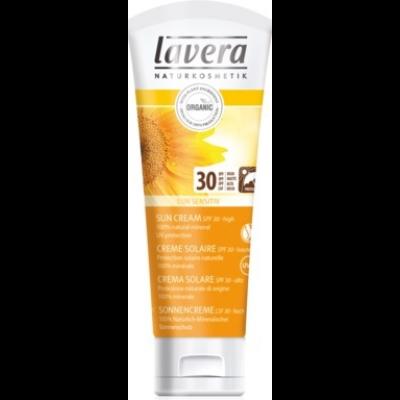 Lavera Sun Cream SPF30 75ml