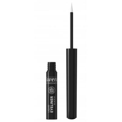 Lavera Liquid Eyeliner - black #1