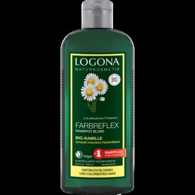Logona Chamomile Colour Care Shampoo 250ml