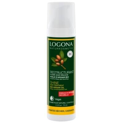 Logona Bio Argan Oil Hair Tip Fluid 75ml