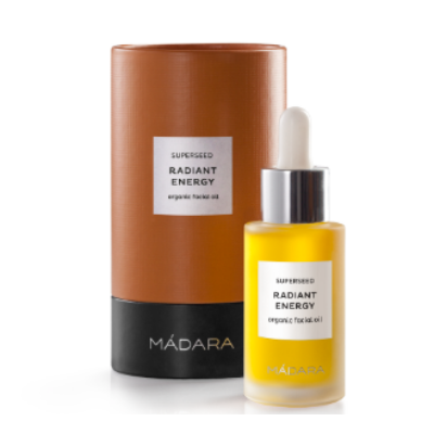 Mádara SUPERSEED Radiant Energy Beauty Oil 30ml